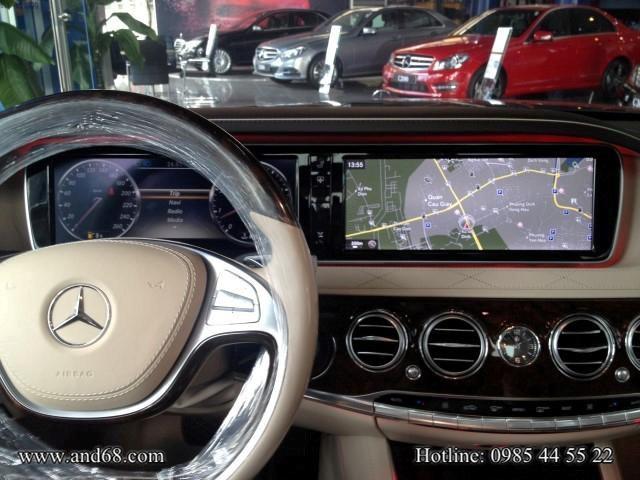 Bán Mercedes S500, Mercedes S500 2015, Mercedes S400 hàng lắp ráp trong nước, Giá cả cạnh tranh nhất, LH: 0913 33 22 55 Ảnh số 30869277