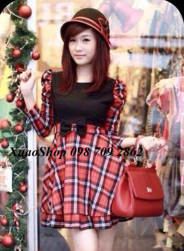 Topic 1: Xinh Lung Linh với cực nhìu Style Váy, Chân Váy, Maxi, Sơ mi, Jean, Pull. Ảnh số 30882464