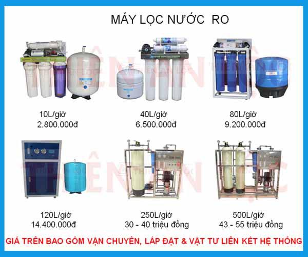 Máy lọc nước tinh khiết gia đình công nghiệp Ảnh số 31046720