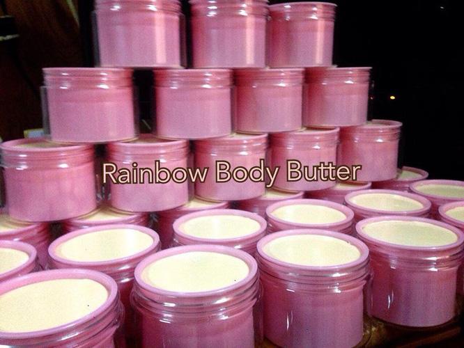 Ủ trắng QuaLu LaLu, Sữa non,nhũ tương tắm trắng khô,son trị thâm honey B,kem body softwwhite, kem body rainbow butter Ảnh số 31050285