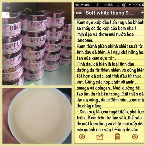 Ủ trắng QuaLu LaLu, Sữa non,nhũ tương tắm trắng khô,son trị thâm honey B,kem body softwwhite, kem body rainbow butter Ảnh số 31050291