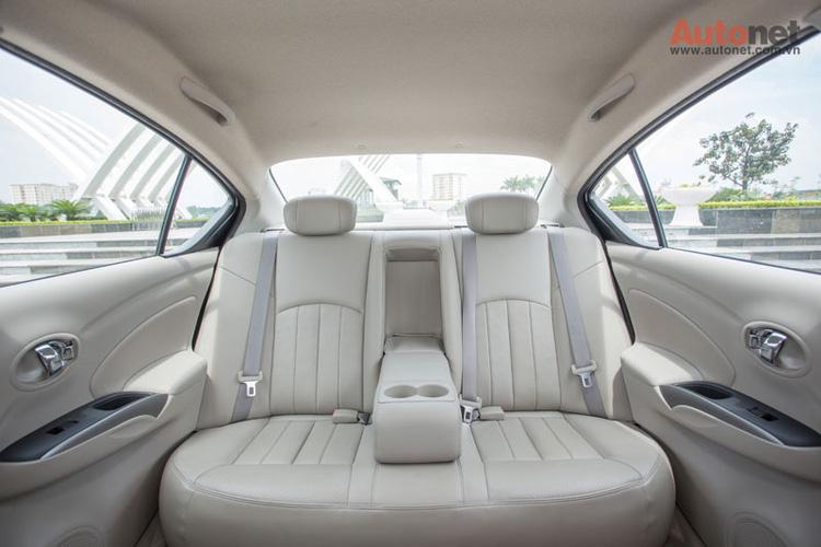 Nissan sunny Bản đặc biệt giá 458tr Ảnh số 31095745