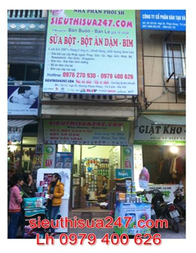 Đại lý phân phối sữa Nutifood chiết khấu cao, giá rẻ nhất Ảnh số 31241939