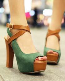 Tổng hợp Giày cao gót, XĂNG ĐAN, hàng mới về đang đầy đủ size mọi người nhé Ảnh số 31399741