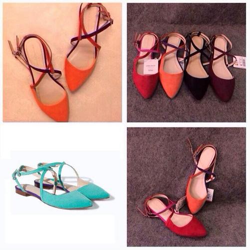 Xưởng giày VNXK Hàng Hiệu Chuyên sản xuất,phân phối sỹ giày VNXK zara,vagabond,mango,basta,clark... Ảnh số 31449921