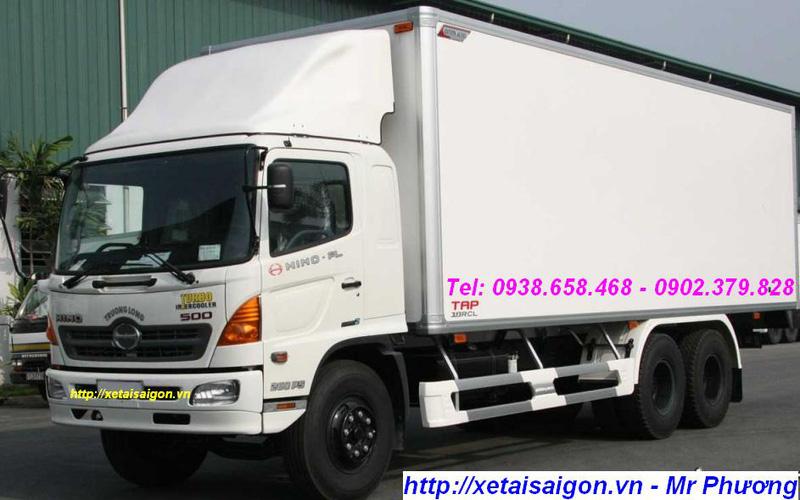 Bán xe tải Hino 15 Tấn FL8JTSL, Hino 16 tấn gắn cẩu Kanglim Unic Soosan, Hino 14 tấn đông lạnh, Hino 15T4 thùng Bạt Ảnh số 31461779