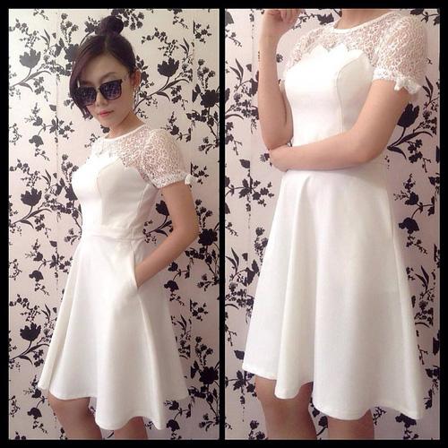 GEMMY SHOP: Hàng Mới Về CHUYÊN SỈ LẺ Váy HOTGIRL set bộ croptop dzung biez, jumsuit huyền bé, bộ đôi Ảnh số 31470428