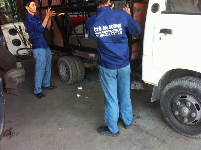 Mua bán xe tải dongfeng chenlong 3 chân, 4 chân, 3 dò, 4 dò, 3 giò, 4 giò, 3do, 4do Ảnh số 31514040