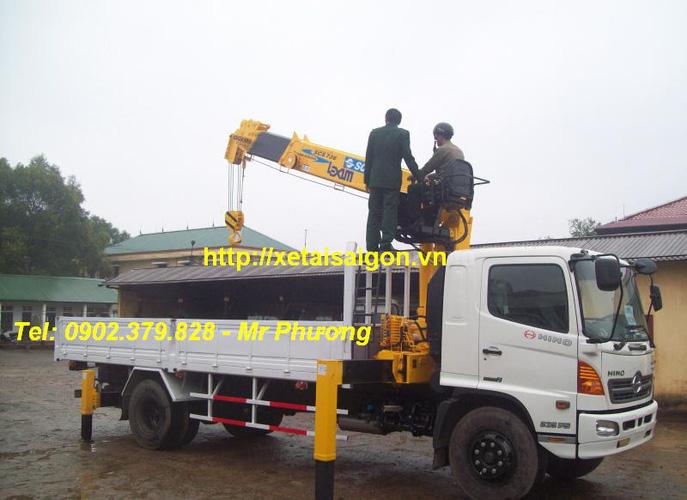 Bán xe tải Hino 15 Tấn FL8JTSL, Hino 16 tấn gắn cẩu Kanglim Unic Soosan, Hino 14 tấn đông lạnh, Hino 15T4 thùng Bạt Ảnh số 31549265
