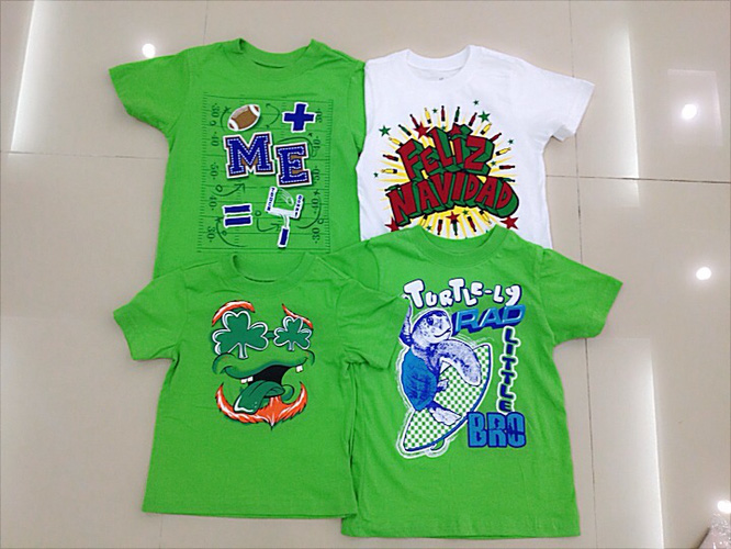 Chuyên bán buôn quần áo trẻ em VNXK, TQXK...: HÀNG HÈ 2014 Ảnh số 31617809