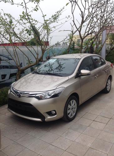 Toyota VIOS 2015 mới nhất số sàn số tự động đủ màu giao xe ngay tại Toyota Hà Đông Ảnh số 31685026