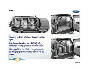 Giá xe Ford Everest,Bán xe Ford Everest 2014 khuyến mại tốt nhất miền Bắc tại Ford Thủ Đô Ảnh số 31710496