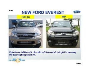 Giá xe Ford Everest,Bán xe Ford Everest 2014 khuyến mại tốt nhất miền Bắc tại Ford Thủ Đô Ảnh số 31710503