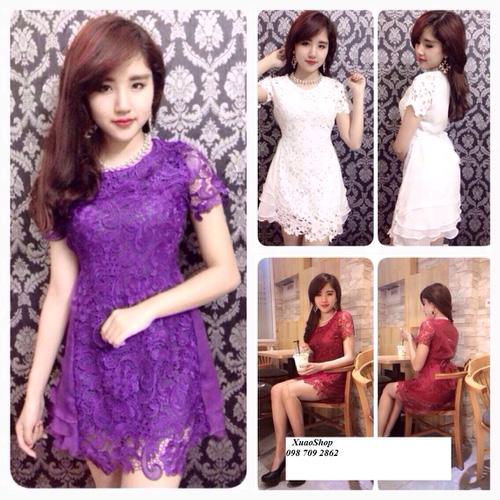 Topic 1: Xinh Lung Linh với cực nhìu Style Váy, Chân Váy, Maxi, Sơ mi, Jean, Pull. Ảnh số 31923372