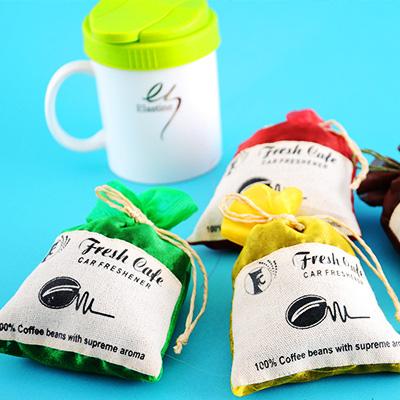 Chương trình tri ân khách hàng Túi thơm Fresh Cafe khử mùi oto tiết kiệm 25 100% Ảnh số 31937532