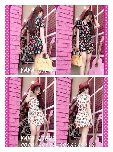 GEMMY SHOP: CHUYÊN SỈ LẺ hàng hot girl,phông croptop, bộ đôi, quần suông, jumsuit Huyên bé. Ảnh số 31951611