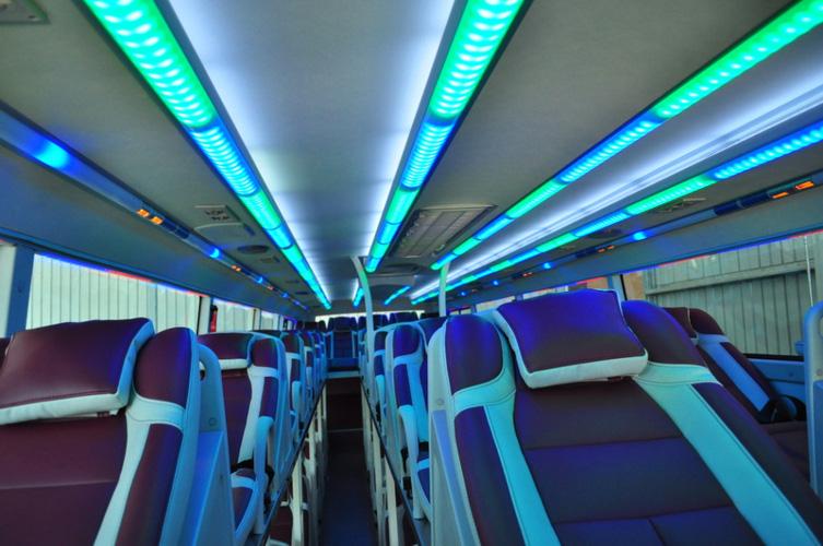 Xe khách giường nằm Thaco Hyundai mobihome của Trường Hải Ảnh số 32010280