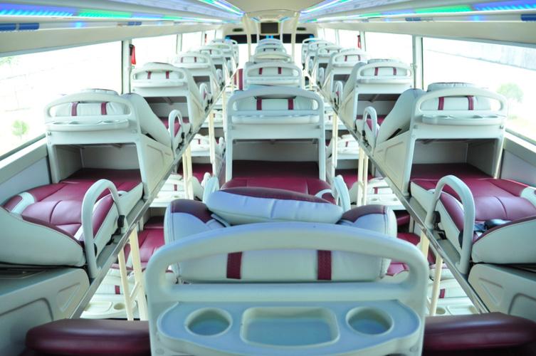 Xe khách giường nằm Thaco Hyundai mobihome của Trường Hải Ảnh số 32010297