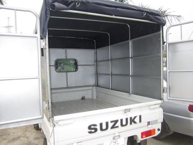 Bán xe tải suzuki trả góp, mua xe trả góp, giá xe tải suzuki Ảnh số 32028278