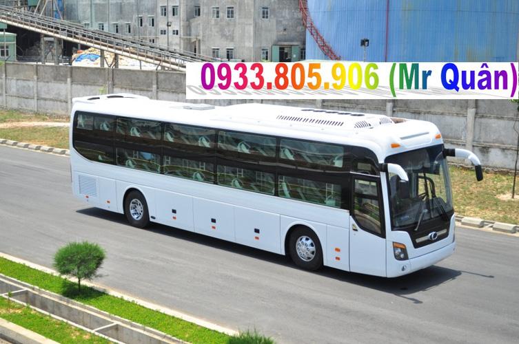 Xe khách giường nằm Thaco Hyundai mobihome của Trường Hải Ảnh số 32079872