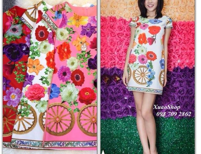 Xinh Lung Linh với cực nhìu Style Váy, Chân Váy, Maxi, Sơ mi, Jean, Pull. Ảnh số 32081691