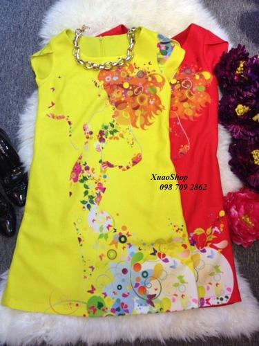 Xinh Lung Linh với cực nhìu Style Váy, Chân Váy, Maxi, Sơ mi, Jean, Pull. Các bạn ủng hộ m nhé. ?nh s? 32081699
