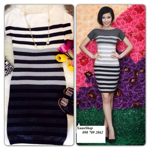 Topic 1: Xinh Lung Linh với cực nhìu Style Váy, Chân Váy, Maxi, Sơ mi, Jean, Pull. Ảnh số 32081706