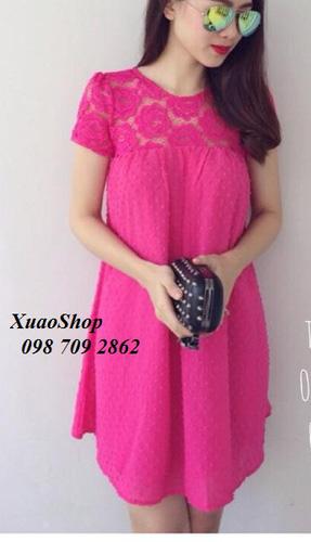 Xinh Lung Linh với cực nhìu Style Váy, Chân Váy, Maxi, Sơ mi, Jean, Pull. Các bạn ủng hộ m nhé. ?nh s? 32082836