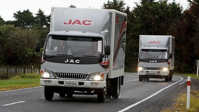 Bán mua xe tải Jac 3.45 tấn, Mua bán Xe tải JAC HFC1061K 3.5 tấn 3t5 thùng kín, thùng lửng, thùng mui bạt mới 100% Ảnh số 32112190