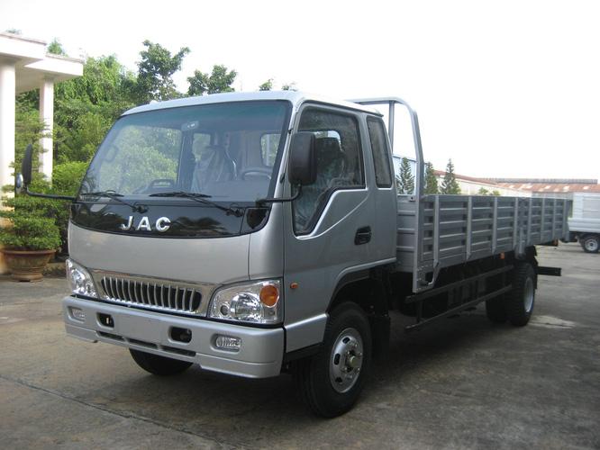 Bán mua xe tải Jac 3.45 tấn, Mua bán Xe tải JAC HFC1061K 3.5 tấn 3t5 thùng kín, thùng lửng, thùng mui bạt mới 100% Ảnh số 32112451