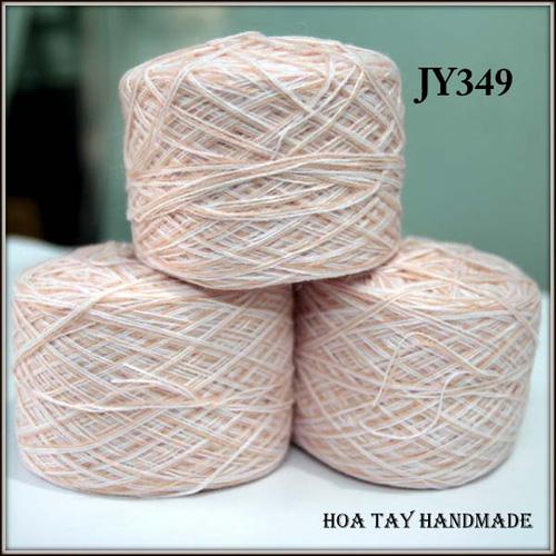 Len sợi, phụ liệu đan móc: chỉ cotton, len Nhật, len Hàn, len 1 sợi, cotton Nhật, Cotton Hàn, kim móc, kim đan... Ảnh số 32214026