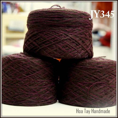 Len sợi, phụ liệu đan móc: chỉ cotton, len Nhật, len Hàn, len 1 sợi, cotton Nhật, Cotton Hàn, kim móc, kim đan... Ảnh số 32214693