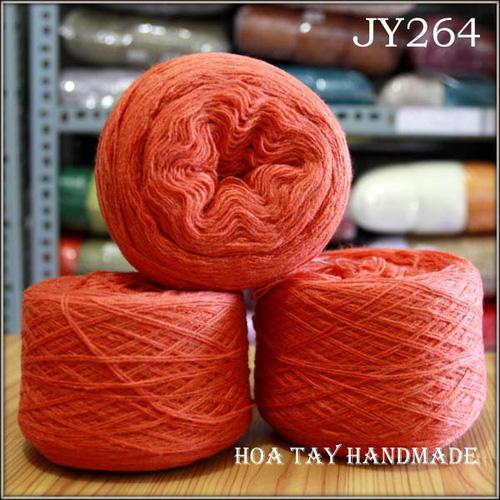 Len sợi, phụ liệu đan móc: chỉ cotton, len Nhật, len Hàn, len 1 sợi, cotton Nhật, Cotton Hàn, kim móc, kim đan... Ảnh số 32214898