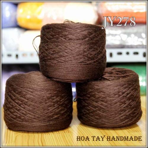 Len sợi, phụ liệu đan móc: chỉ cotton, len Nhật, len Hàn, len 1 sợi, cotton Nhật, Cotton Hàn, kim móc, kim đan... Ảnh số 32214952
