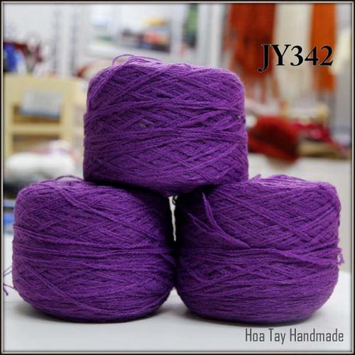 Len sợi, phụ liệu đan móc: chỉ cotton, len Nhật, len Hàn, len 1 sợi, cotton Nhật, Cotton Hàn, kim móc, kim đan... Ảnh số 32215004