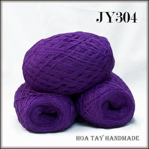 Len sợi, phụ liệu đan móc: chỉ cotton, len Nhật, len Hàn, len 1 sợi, cotton Nhật, Cotton Hàn, kim móc, kim đan... Ảnh số 32215041