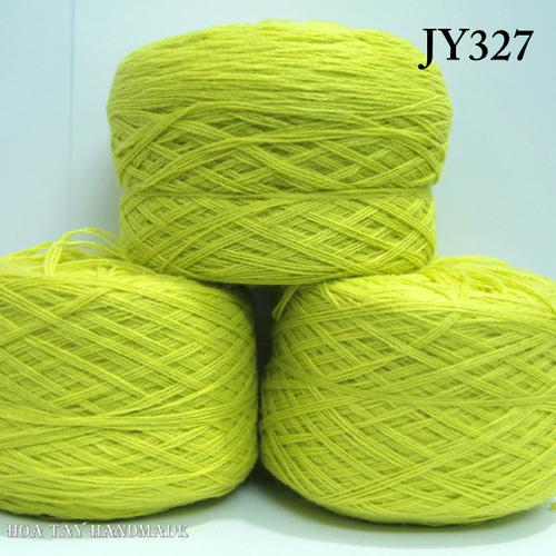 Len sợi, phụ liệu đan móc: chỉ cotton, len Nhật, len Hàn, len 1 sợi, cotton Nhật, Cotton Hàn, kim móc, kim đan... Ảnh số 32215052