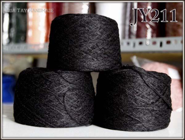 Len sợi, phụ liệu đan móc: chỉ cotton, len Nhật, len Hàn, len 1 sợi, cotton Nhật, Cotton Hàn, kim móc, kim đan... Ảnh số 32215098