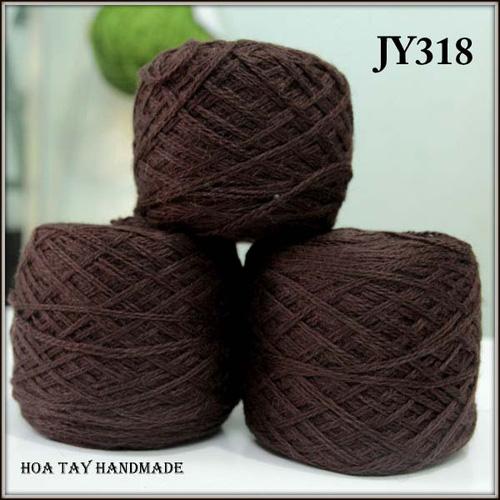 Len sợi, phụ liệu đan móc: chỉ cotton, len Nhật, len Hàn, len 1 sợi, cotton Nhật, Cotton Hàn, kim móc, kim đan... Ảnh số 32215099