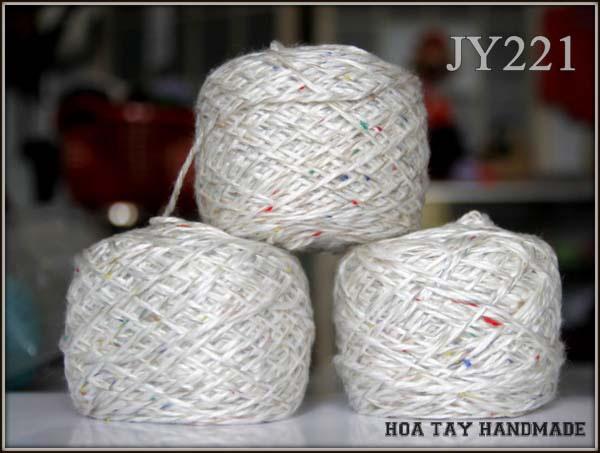 Len sợi, phụ liệu đan móc: chỉ cotton, len Nhật, len Hàn, len 1 sợi, cotton Nhật, Cotton Hàn, kim móc, kim đan... Ảnh số 32215118