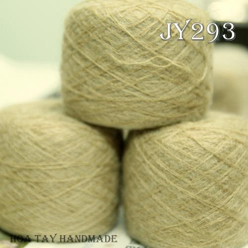 Len sợi, phụ liệu đan móc: chỉ cotton, len Nhật, len Hàn, len 1 sợi, cotton Nhật, Cotton Hàn, kim móc, kim đan... Ảnh số 32217931