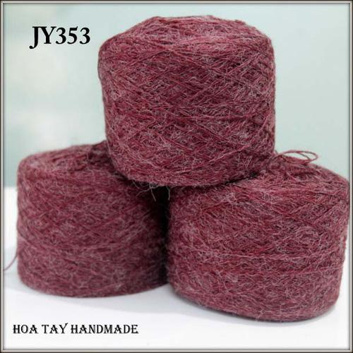 Len sợi, phụ liệu đan móc: chỉ cotton, len Nhật, len Hàn, len 1 sợi, cotton Nhật, Cotton Hàn, kim móc, kim đan... Ảnh số 32217933