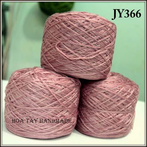 Len sợi, phụ liệu đan móc: chỉ cotton, len Nhật, len Hàn, len 1 sợi, cotton Nhật, Cotton Hàn, kim móc, kim đan... Ảnh số 32218022