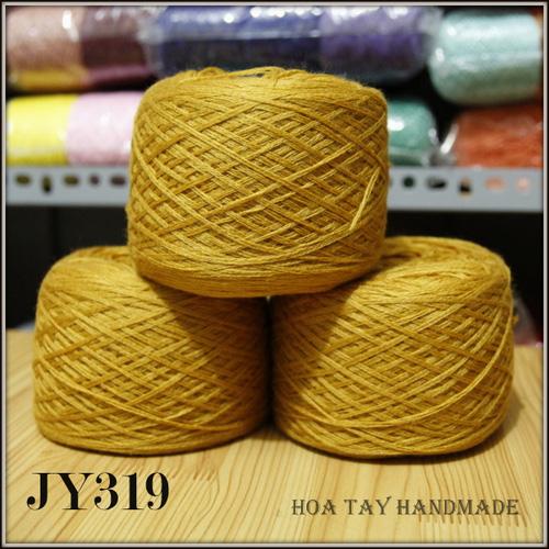 Len sợi, phụ liệu đan móc: chỉ cotton, len Nhật, len Hàn, len 1 sợi, cotton Nhật, Cotton Hàn, kim móc, kim đan... Ảnh số 32218027