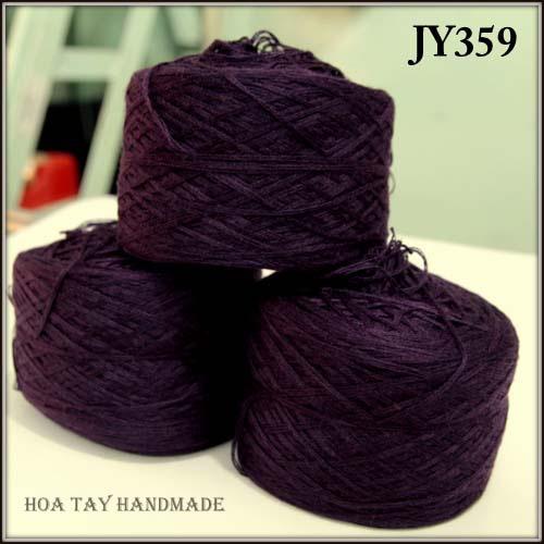 Len sợi, phụ liệu đan móc: chỉ cotton, len Nhật, len Hàn, len 1 sợi, cotton Nhật, Cotton Hàn, kim móc, kim đan... Ảnh số 32218030