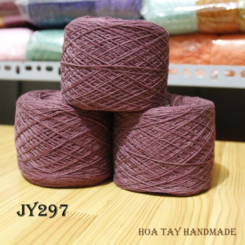 Len sợi, phụ liệu đan móc: chỉ cotton, len Nhật, len Hàn, len 1 sợi, cotton Nhật, Cotton Hàn, kim móc, kim đan... Ảnh số 32218107