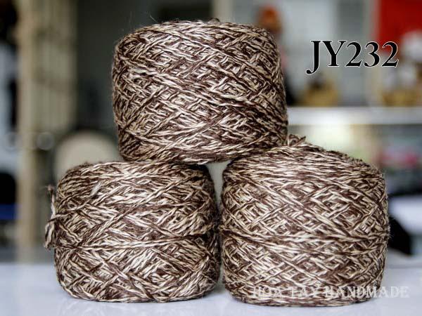 Len sợi, phụ liệu đan móc: chỉ cotton, len Nhật, len Hàn, len 1 sợi, cotton Nhật, Cotton Hàn, kim móc, kim đan... Ảnh số 32218183