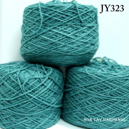 Len sợi, phụ liệu đan móc: chỉ cotton, len Nhật, len Hàn, len 1 sợi, cotton Nhật, Cotton Hàn, kim móc, kim đan... Ảnh số 32218185