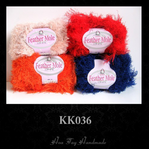 Len sợi, phụ liệu đan móc: chỉ cotton, len Nhật, len Hàn, len 1 sợi, cotton Nhật, Cotton Hàn, kim móc, kim đan... Ảnh số 32218405