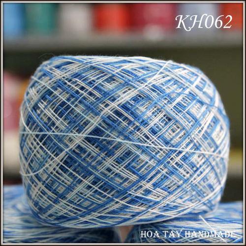 Len sợi, phụ liệu đan móc: chỉ cotton, len Nhật, len Hàn, len 1 sợi, cotton Nhật, Cotton Hàn, kim móc, kim đan... Ảnh số 32218409